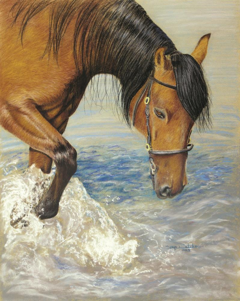 Splash | Art by Tonya Butcher
