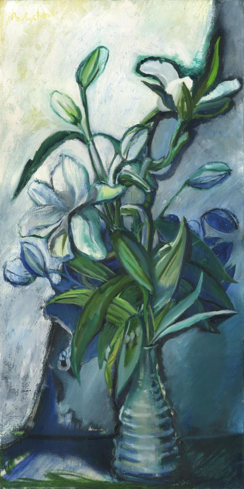 lilies in Drapery | Art Prints from Original ...