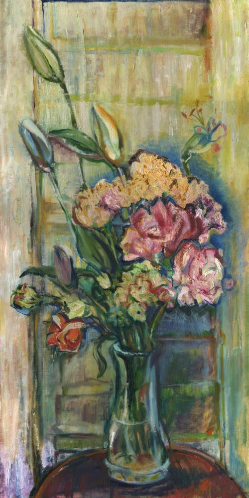 Roses and Lillies | Art Prints from Original ...