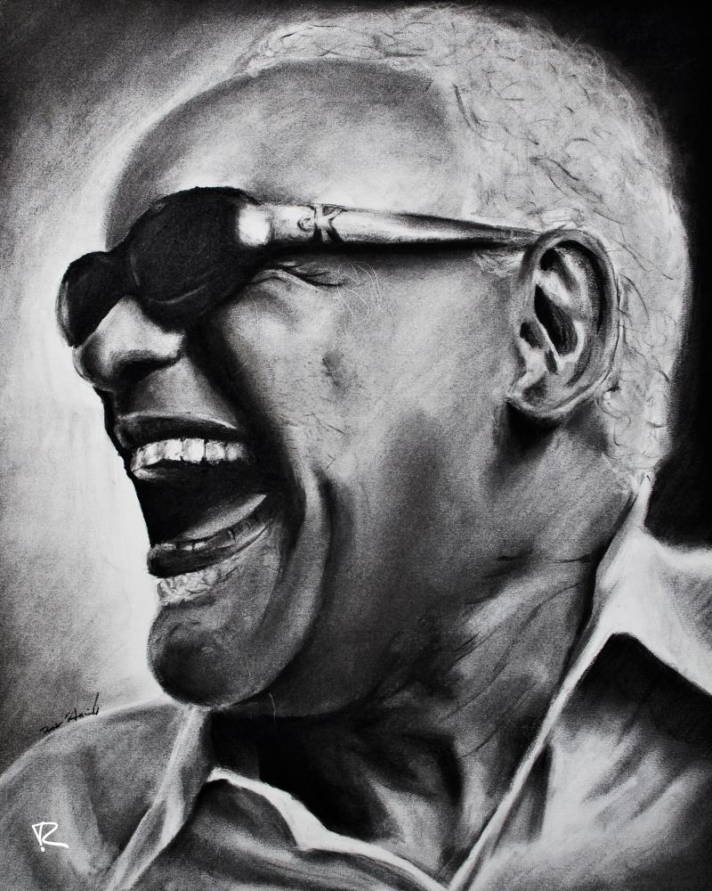 Ray Charles | Second Crop Creative