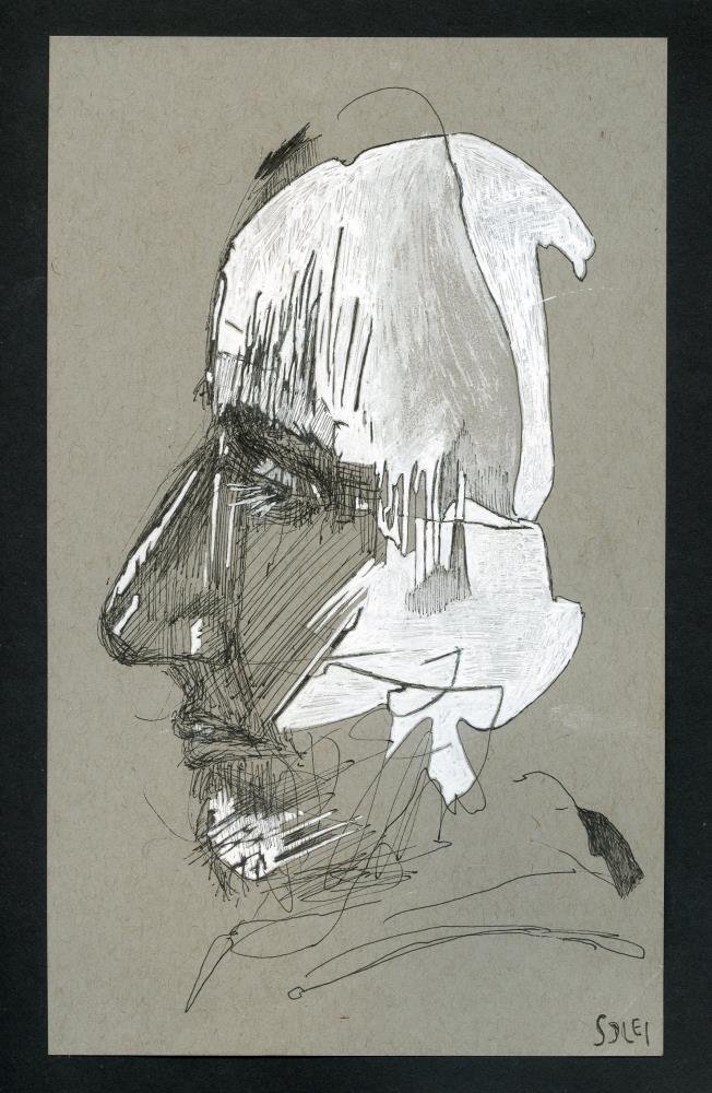 Old Man Samm | Solei Arts
