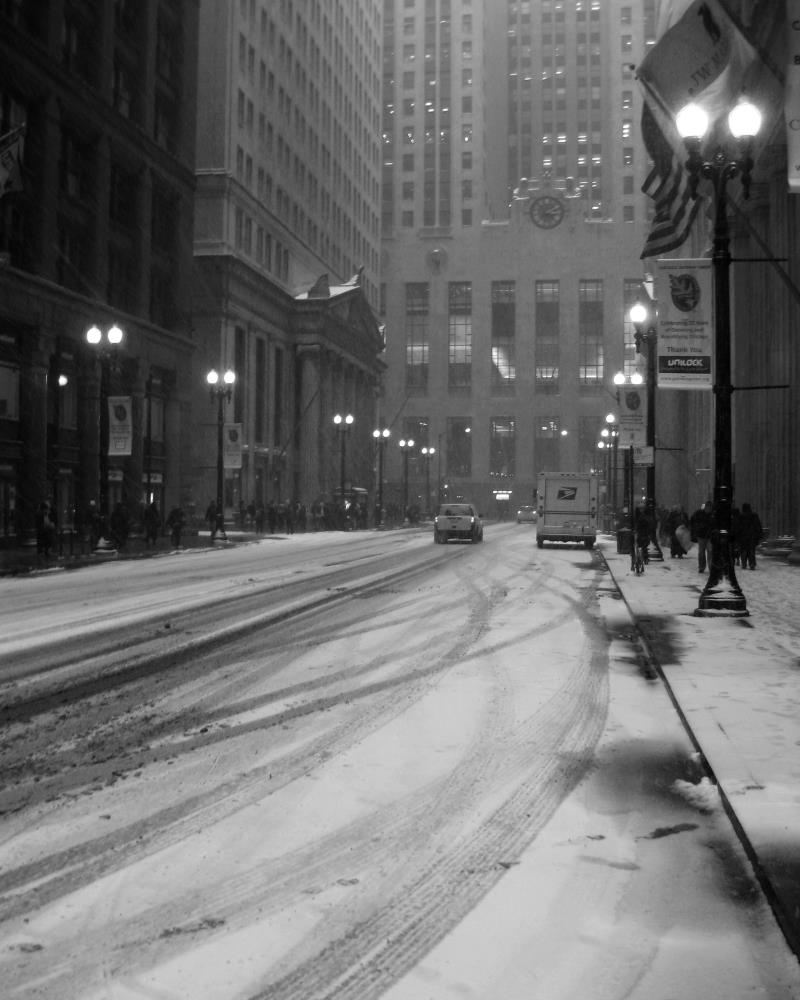 Chicago Blizzard 2011 | Barry Arts Enterprises