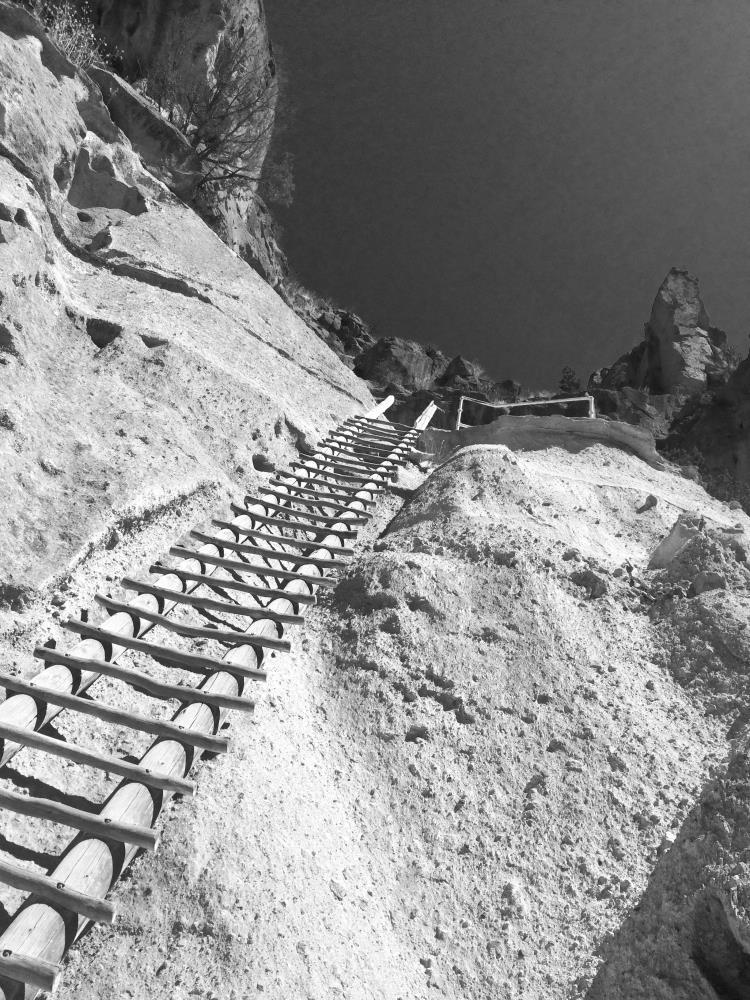 Stairway To Haven | BruceKatlinCreates.com
