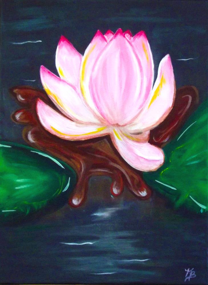 Muddy Lotus | KBA