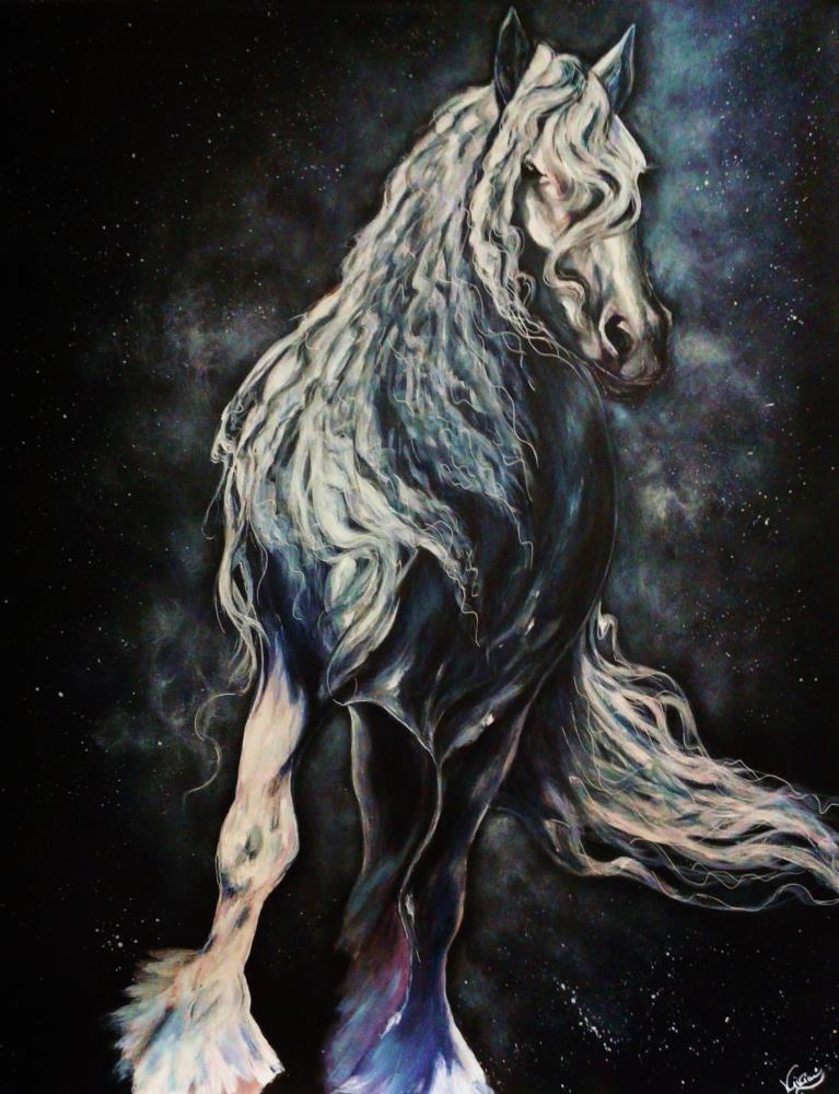 Glory re-loaded | Vivian's Fine Artwork