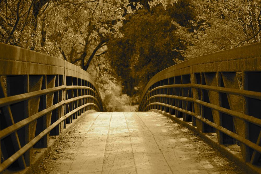 Ohlone Bridge | My Art's Desire