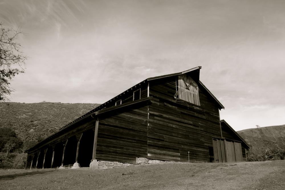 Big Barn | My Art's Desire