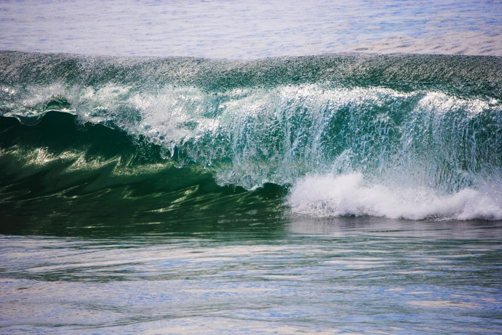Wave | My Art's Desire