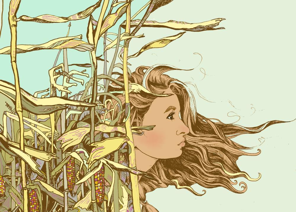 Harvest Queen | Art Prints