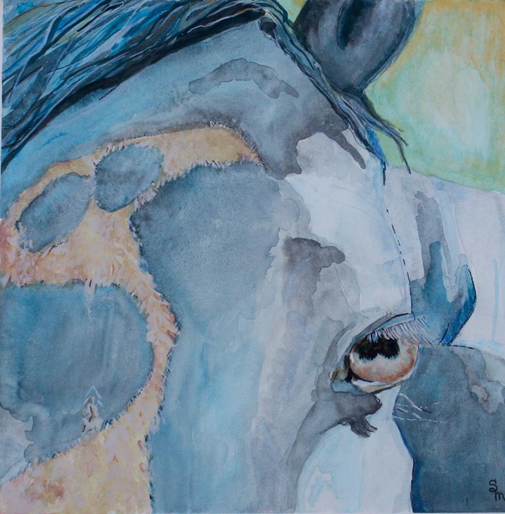 BlueHorse | Sara McDowell