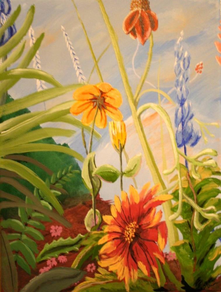 Desert Flowers | 2MindsArt