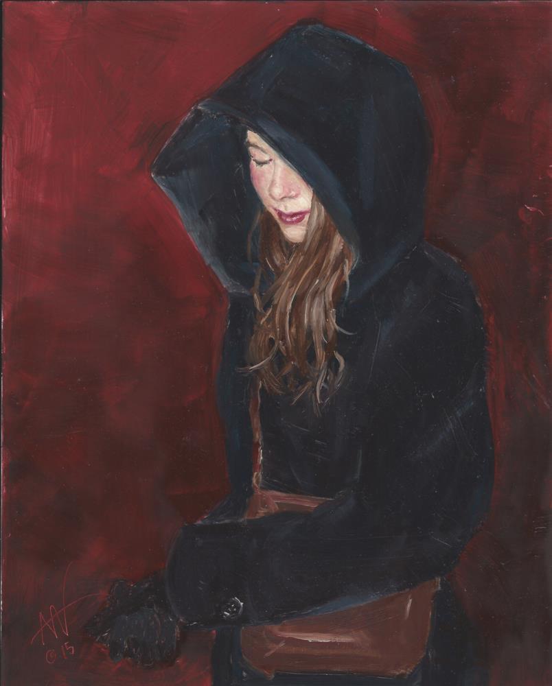 Red Riding Hood | Natasha In The Studio