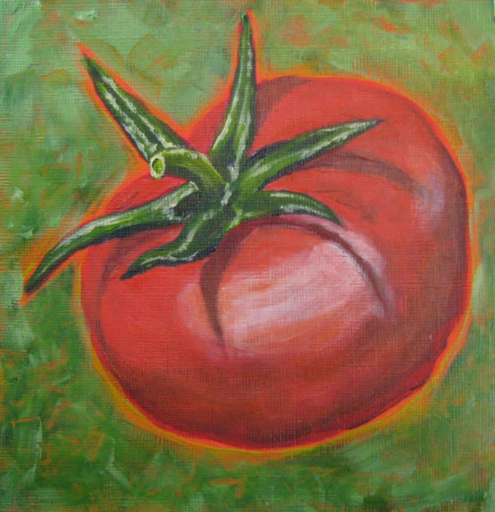 Tomato | beanie's brush