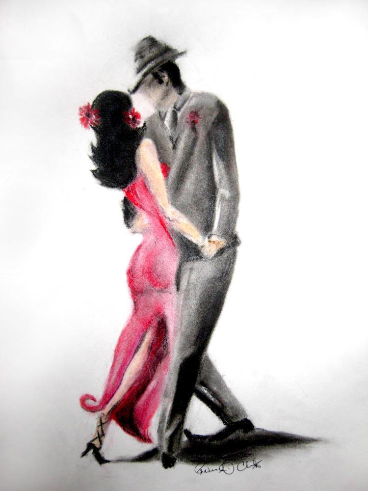 Classic Dancers | RChavezArt.com