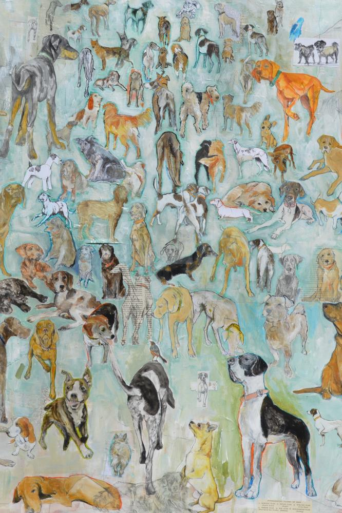 All The Dogs | Art Pics