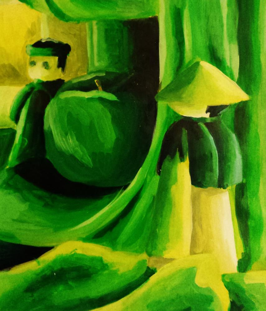 GreenStillLife | From My Mind to Your Eyes