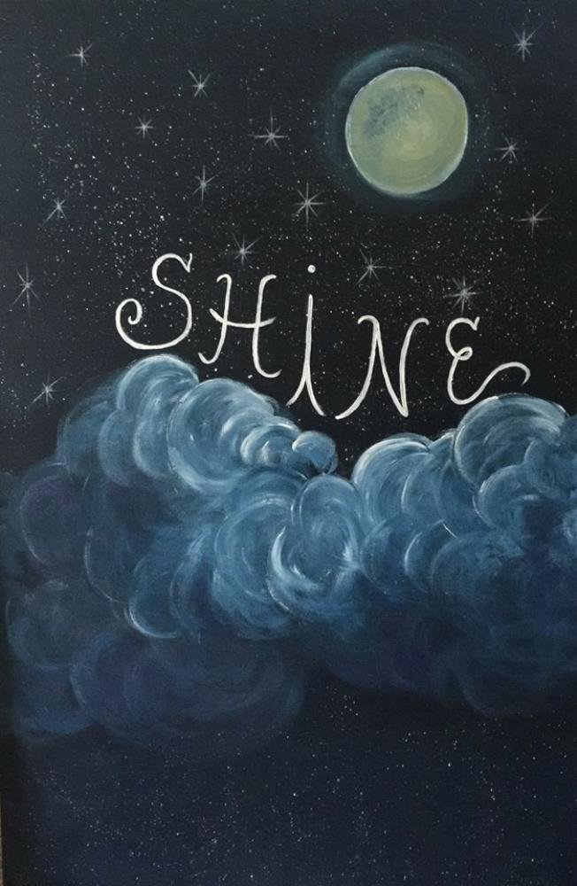 Shine | Kim Goss Art