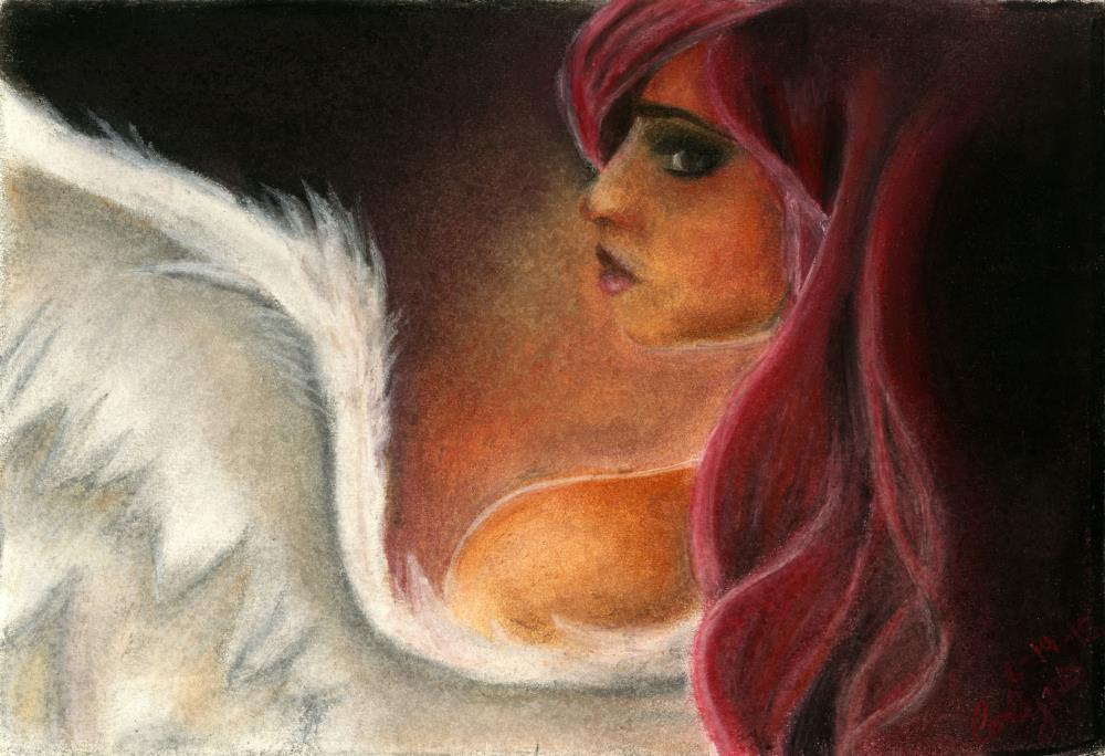Angel | My Traditional Art