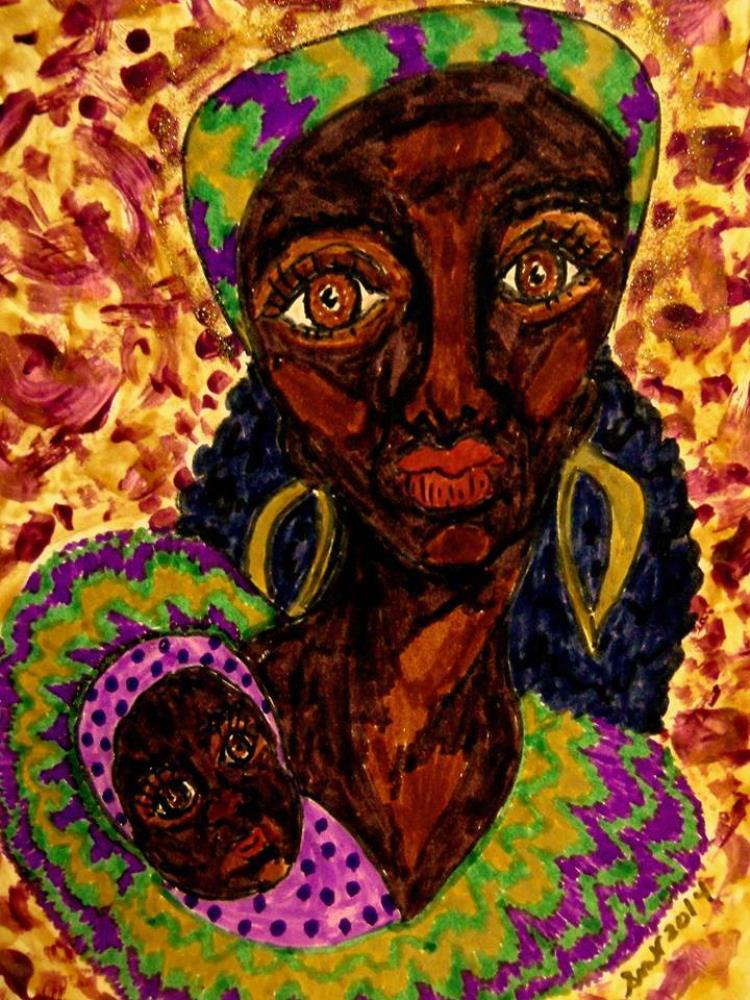 1524179668349302182240941... | Outsider Folk Art by Stac...