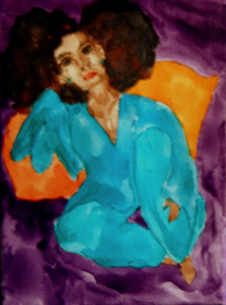 MizMyrna | Outsider Folk Art by Stac...