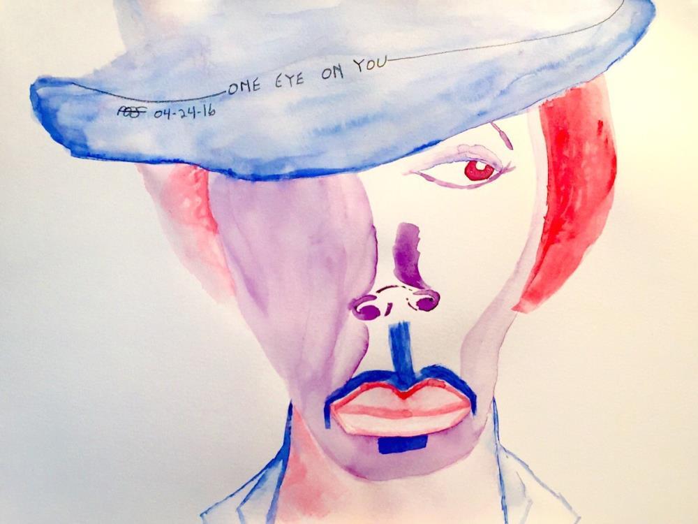 One Eye On You   Vesseled Fire Art