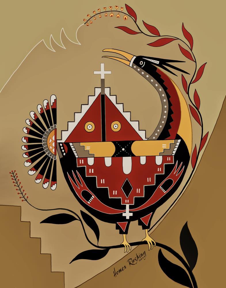 spirit-bird-001 | RUSHING SERVICES ARTWORK ...