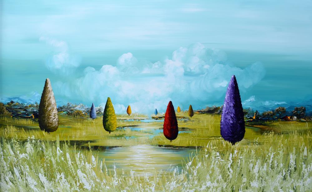 Fantasy Nature | Modern Painting