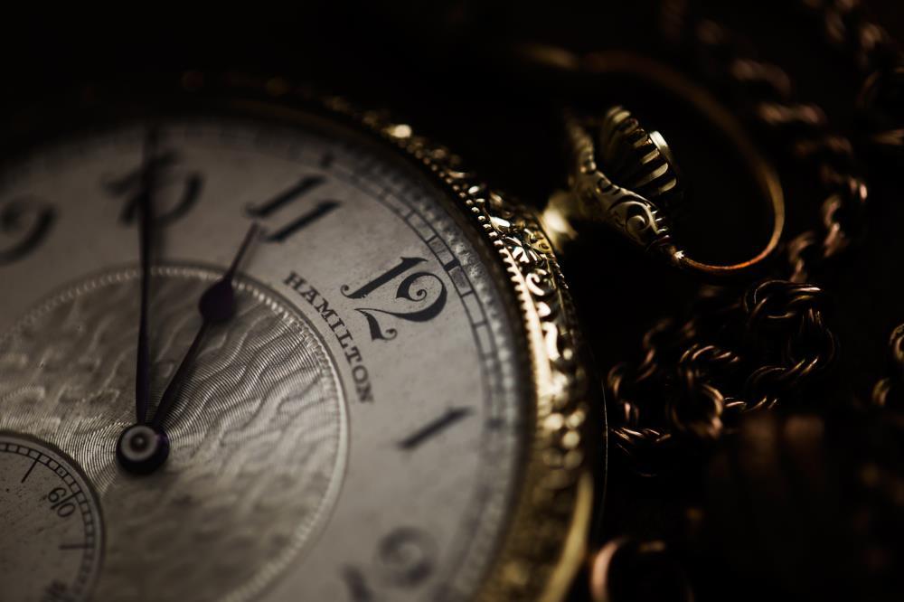 Pocket Watch | Fine Art Photography