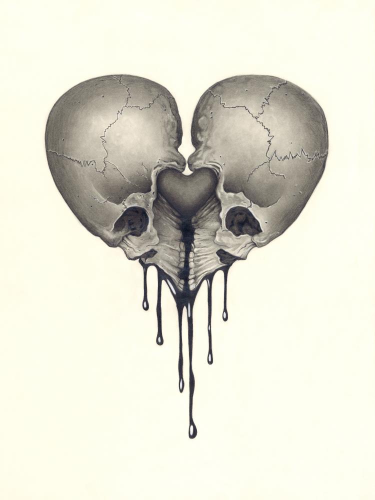 HeartSkull18x24 |