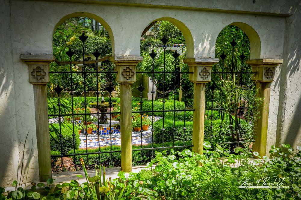 Secret Garden | Following My GPS