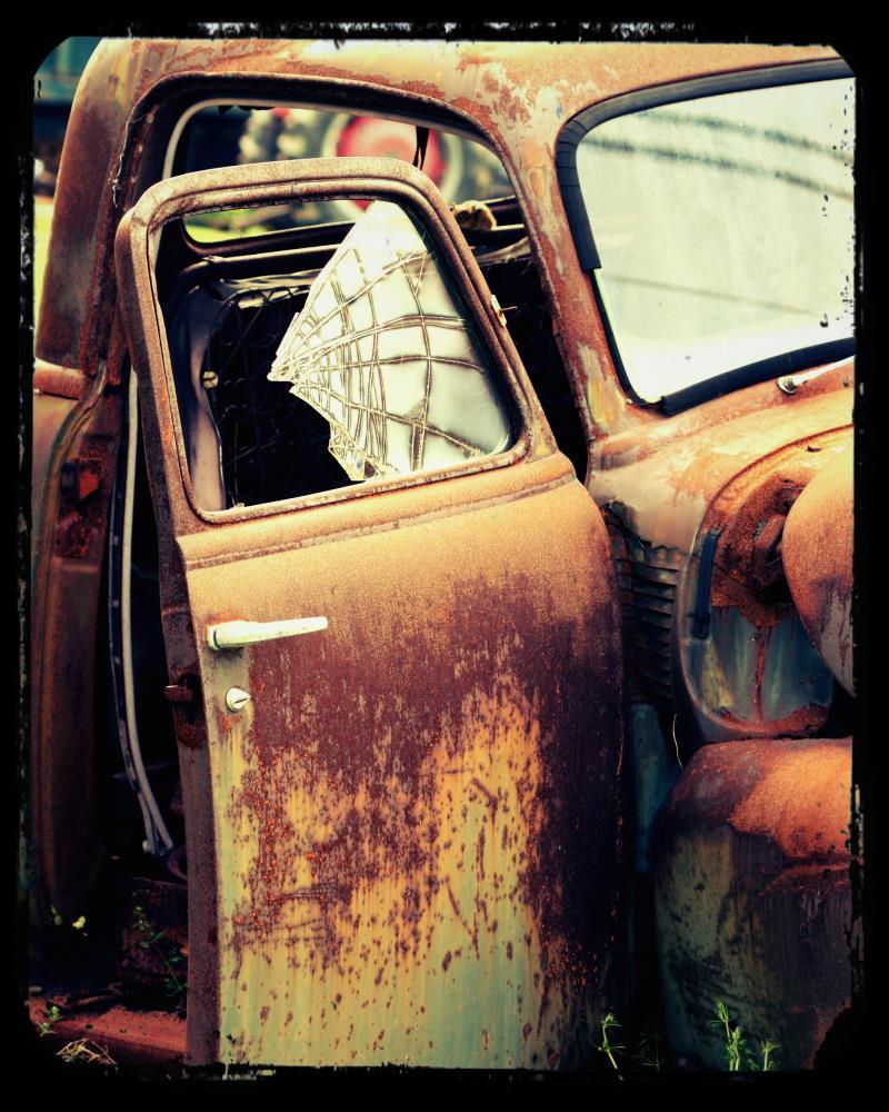 Rust Bucket |