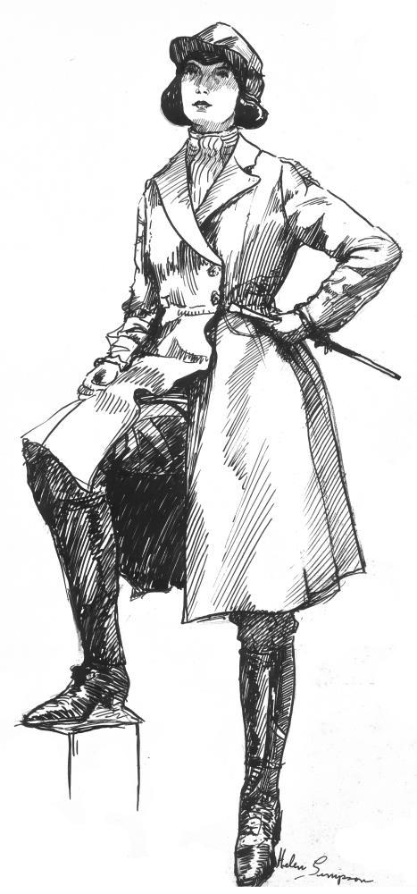 Horsewoman |