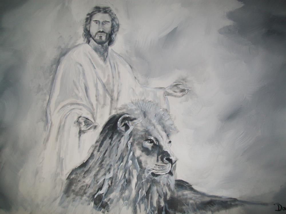 Jesus001 | R Doward Fine Art
