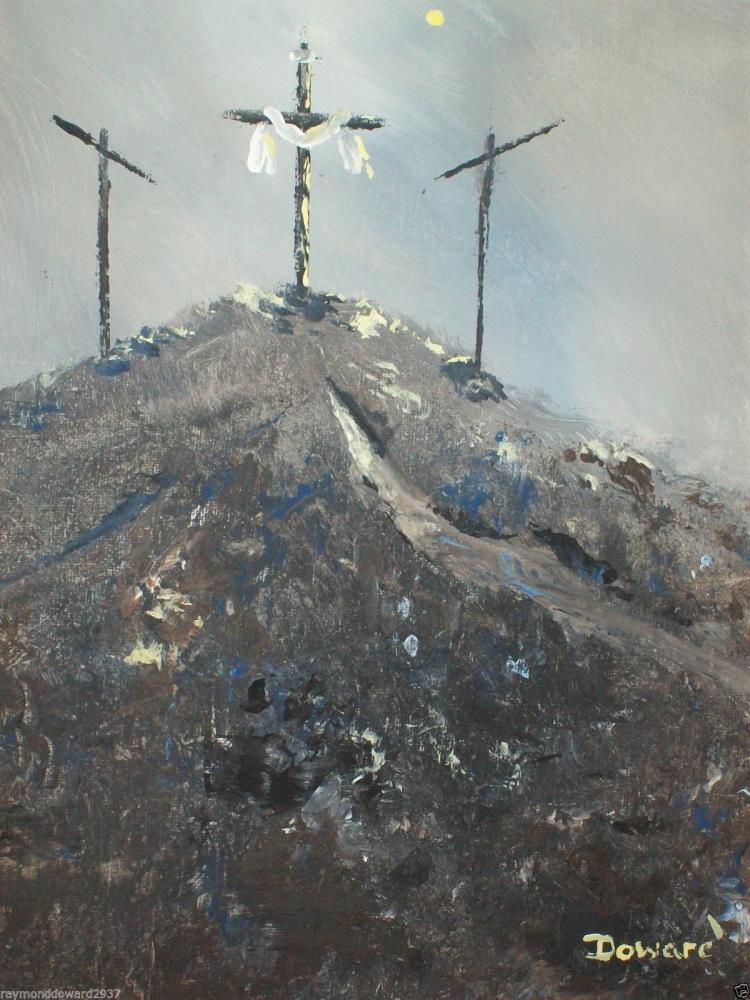 jesus | R Doward Fine Art