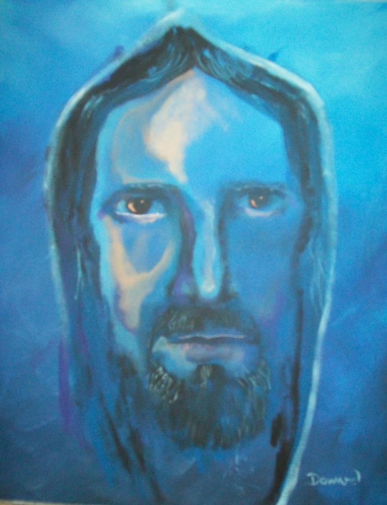 Jesusblue | R Doward Fine Art