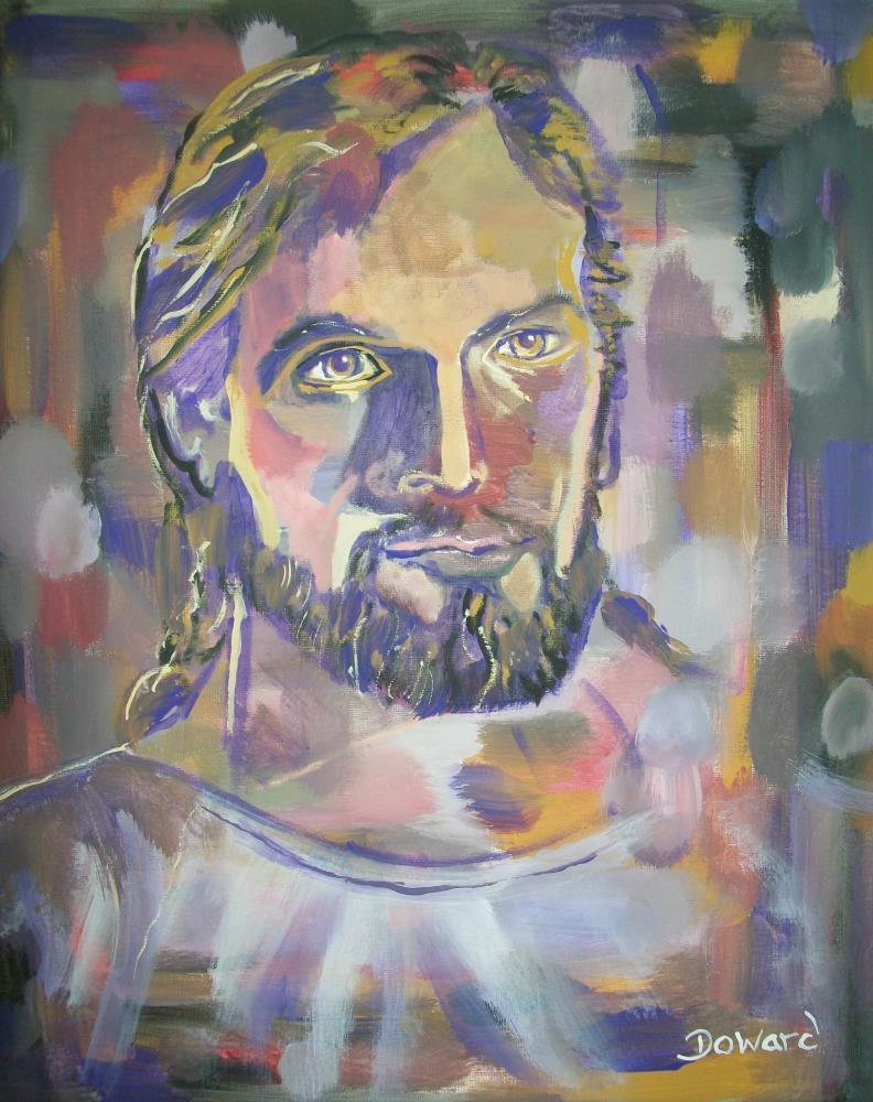Jesus701 | R Doward Fine Art