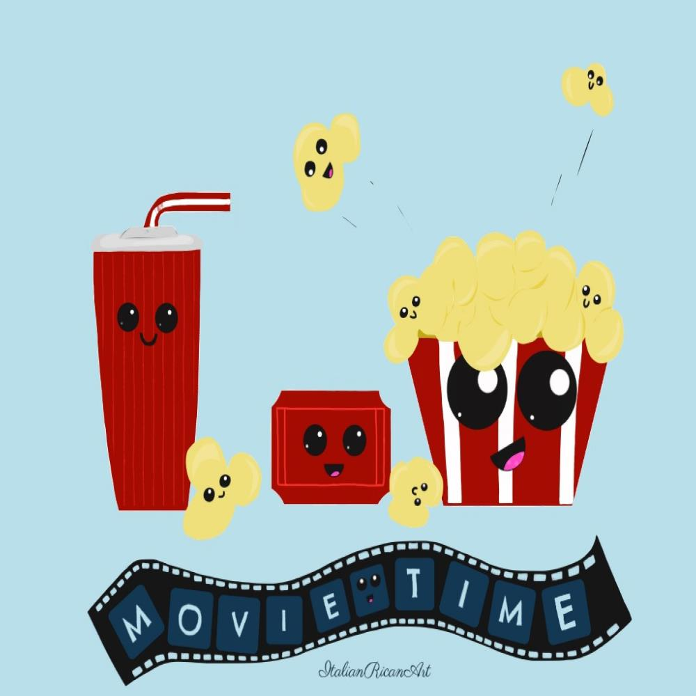 MovieTime | Designing Cute Characters...