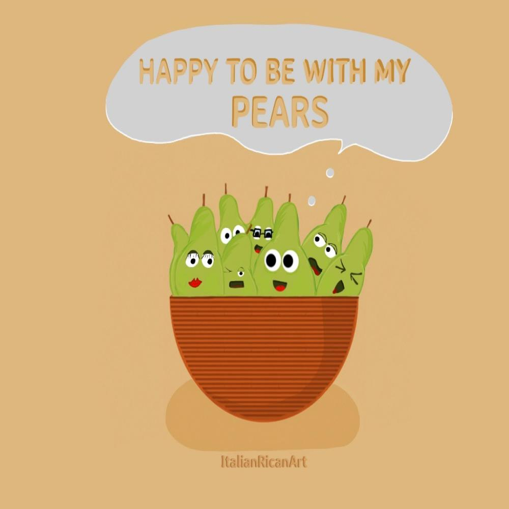 happywithpears | Designing Cute Characters...