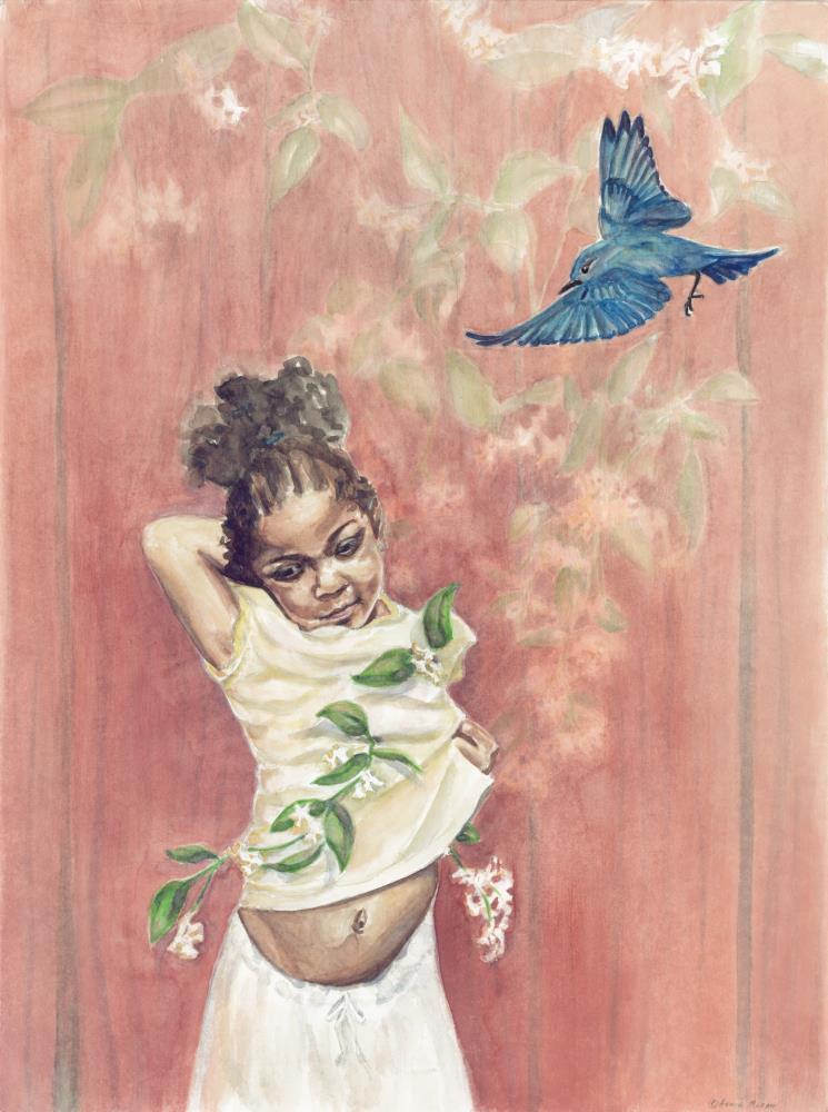 greentreehighres | Annie Moran Fine Art