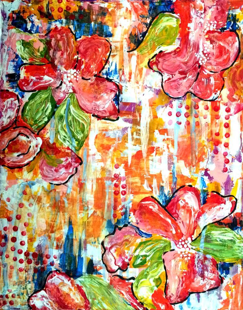 Floral Media | Art Diary