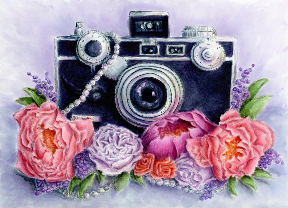 Camerapaintingforprinting | Lauren Watkins Art