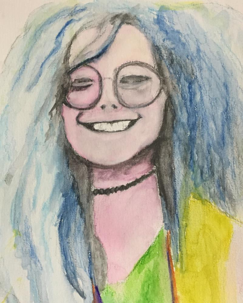 Janis Joplin | Arty E