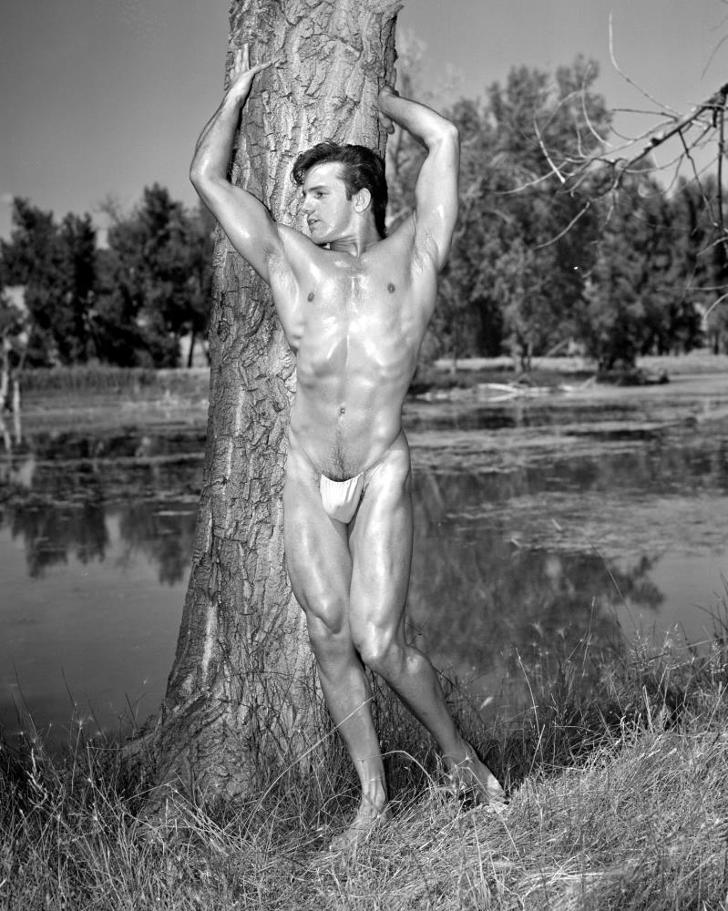 Jim Dardanis, Body Builde... | Western Photography Guild