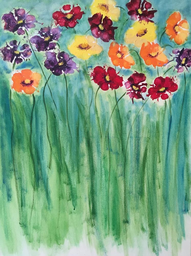 WildFlowers   Paintings