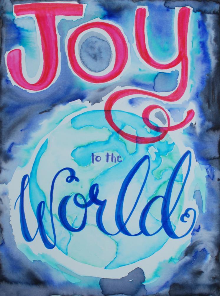 joytotheworld | Paintings from Brightly C...
