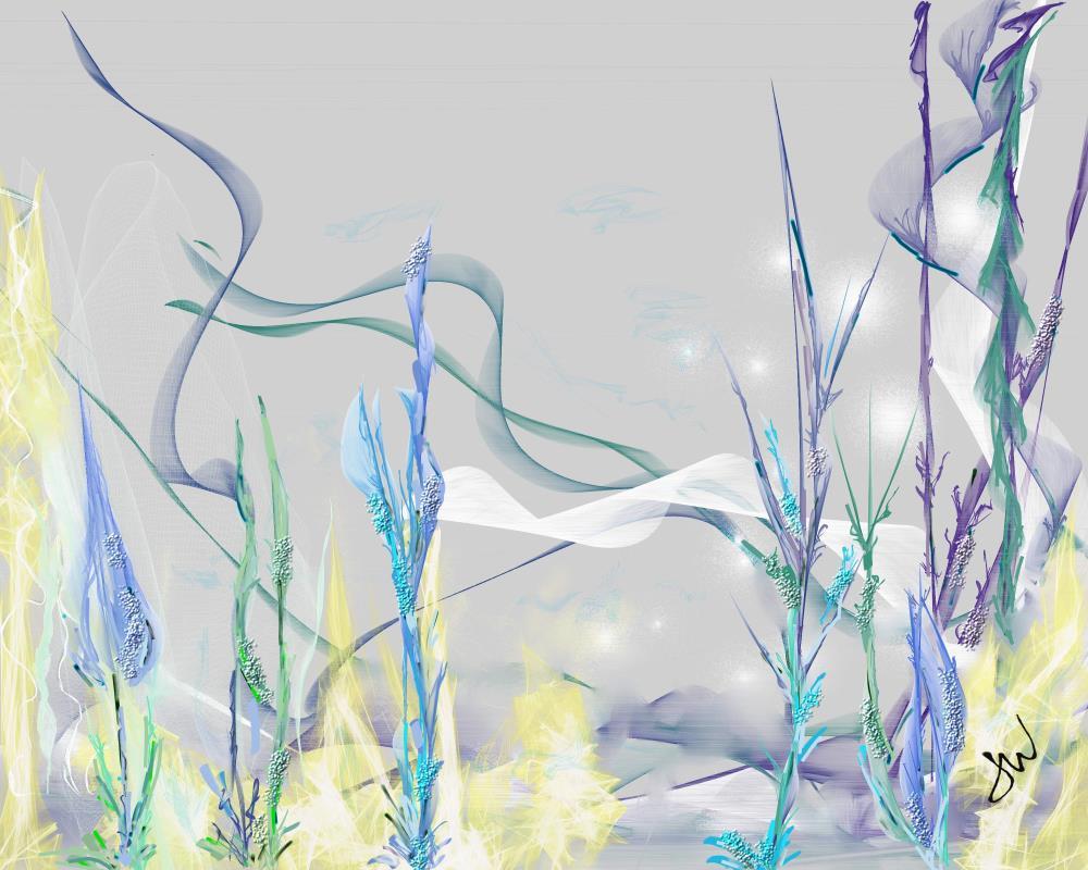 Flower Field 101 | Judi Walters Originals