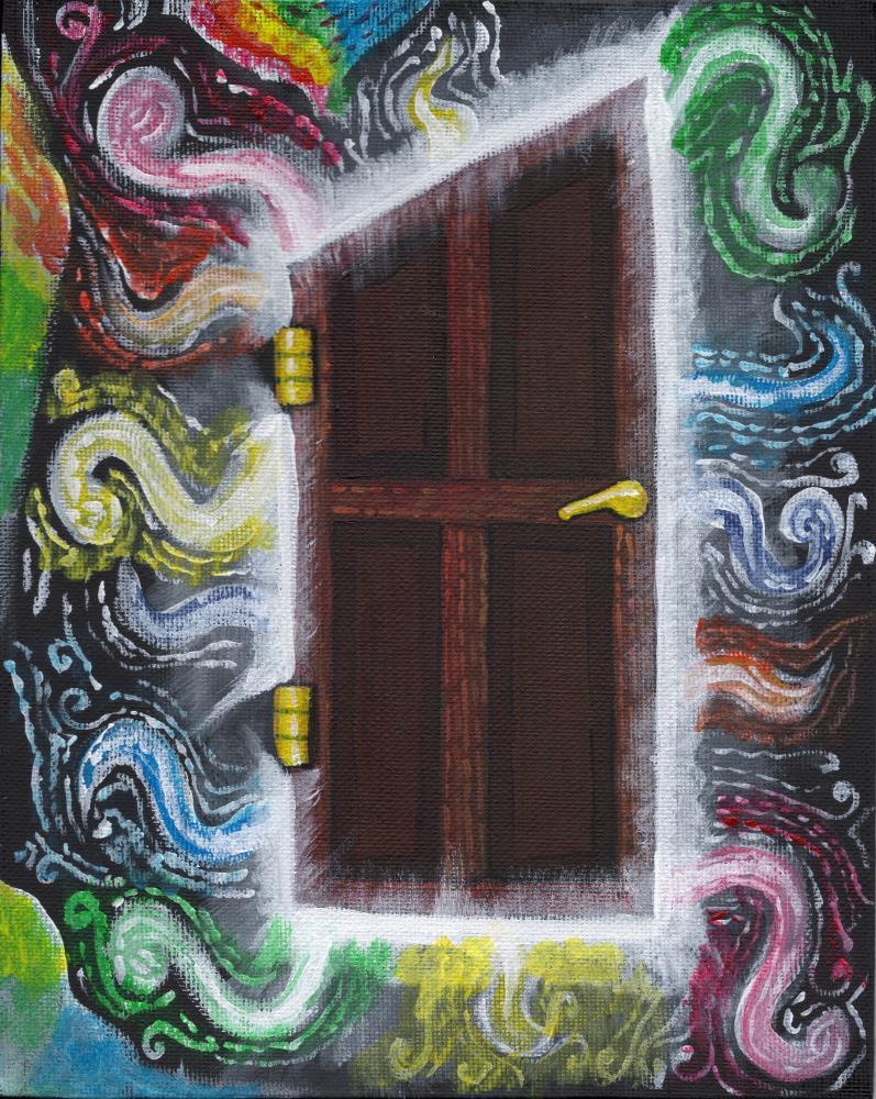 The Door | Michael Cardamone
