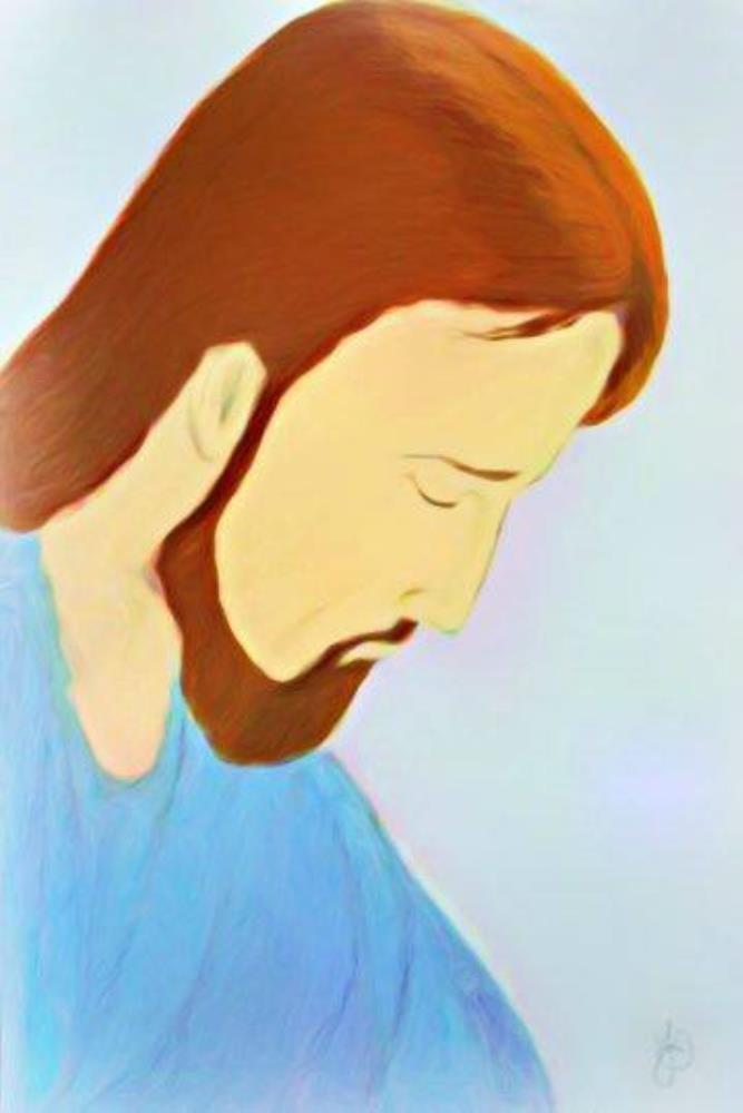 Jesus in Prayer |