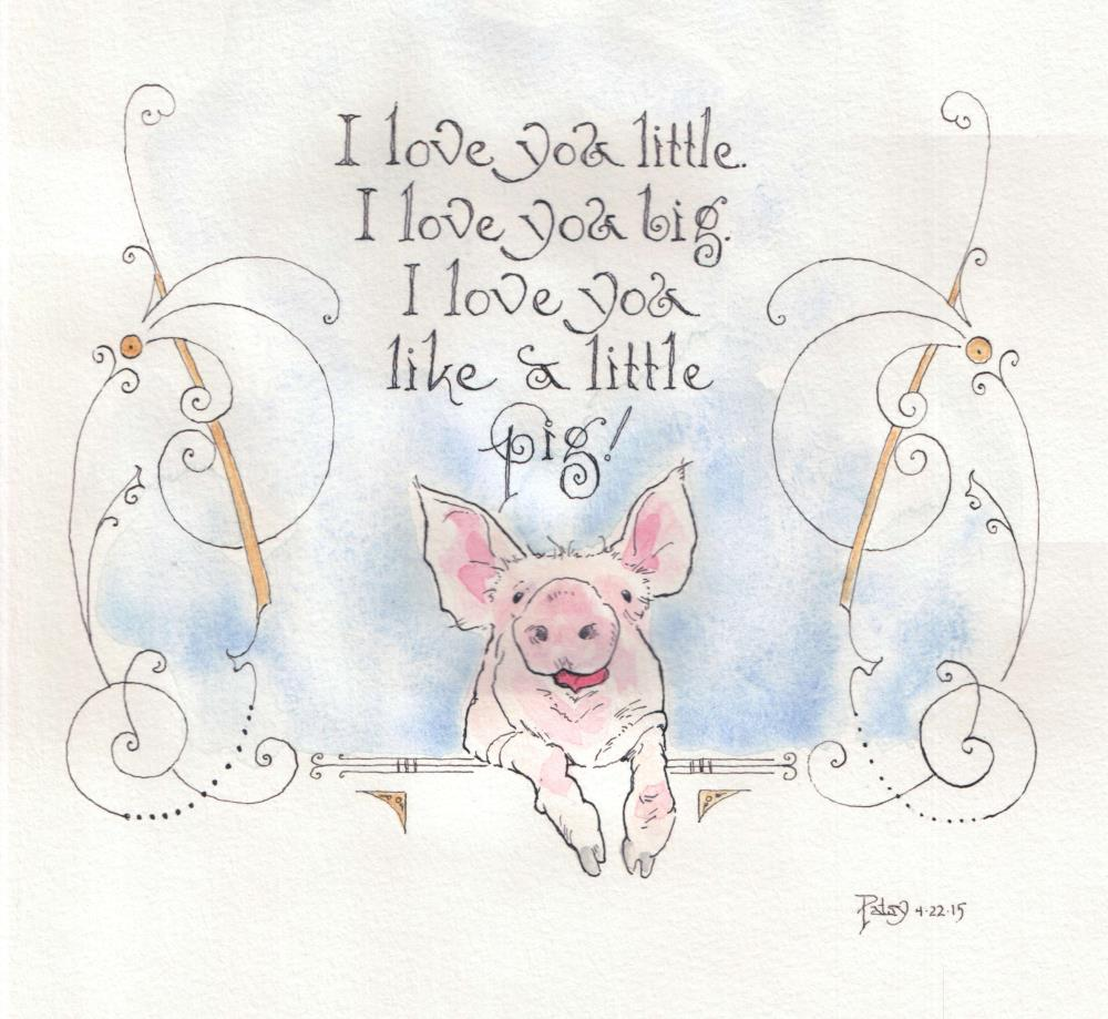 I Love You Like a Little ... |