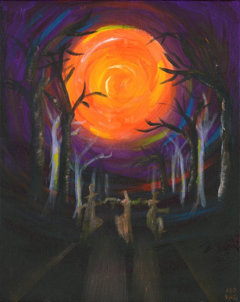 Dance of the Witches |